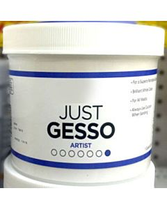 Just Gesso Artist 32oz