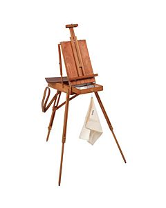 Jullian French Easel w/ free carrying case - Original