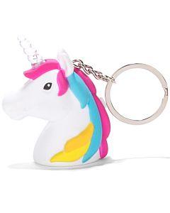 Kikkerland Design - Unicorn LED Keychain