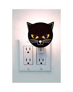 Kikkerland Design - Cat Night Light