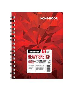 Kohinoor Heavyweight Sketch - 5.5x8.5