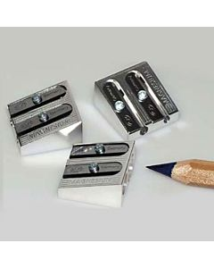 2 Hole Size Metal Sharpener