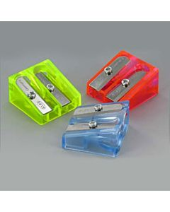 2 Hole Size Plastic Sharpener