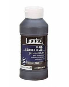 Liquitex Black Gesso 8oz