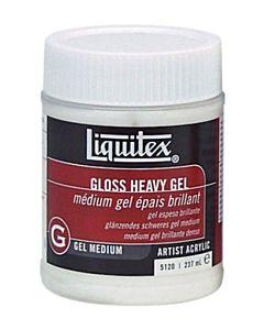 Liquitex Gloss Heavy Gel - 8oz Jar