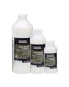Liquitex Gloss Medium & Varnish - 32oz