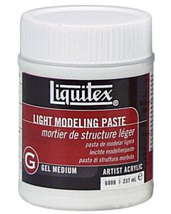 Liquitex Light Modeling Paste - 8oz Jar