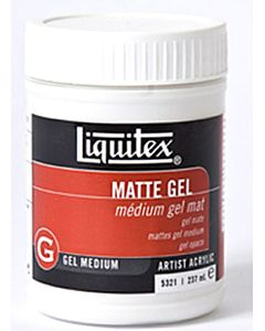Liquitex Matte Gel - 8oz Jar