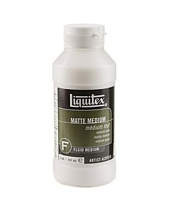 Liquitex Acrylic Matte Medium - 4oz Jar