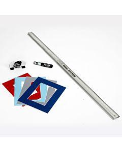 """Logan Team System Plus Hand Mat Cutter Model 424-1 24"""""""