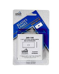 Logan 650/655/660 Blades 100-Pack