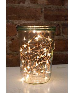 Kikkerland Copper Lights