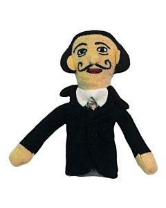 Salvator Dahli Finger Puppet