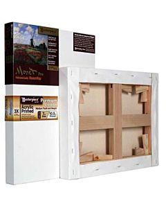 "Monet PRO 24x36"" 1.5"" Monterey 7oz Acrylic Primed Cotton Canvas"