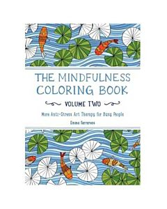 Mindfulness Adult Coloring Book Volume 2