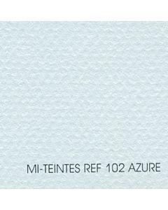 """Canson Mi-Teintes Sheet 8.5x11"""" - Azure #102"""