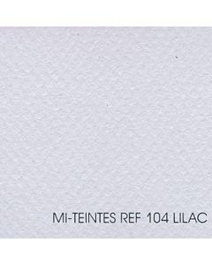 Canson Mi-Teintes Sheet 8.5x11 - Lilac