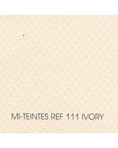 Canson Mi-Teintes Sheet 19x25 - Ivory #111