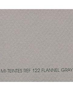 Canson Mi-Teintes Sheet 19x25 - Flannel Gray #122