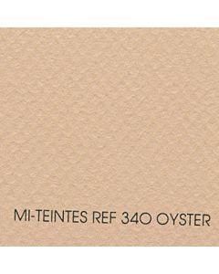 "Canson Mi-Teintes Sheet 8.5x11"" - Oyster #340"