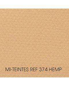 "Canson Mi-Teintes Sheet 8.5x11"" - Hemp #374"