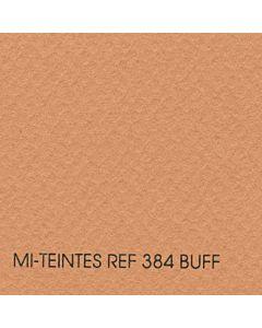 """Canson Mi-Teintes Sheet 8.5x11"""" - Buff #384"""