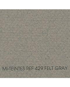 """Canson Mi-Teintes Sheet 8.5x11"""" - Felt Gray #429"""