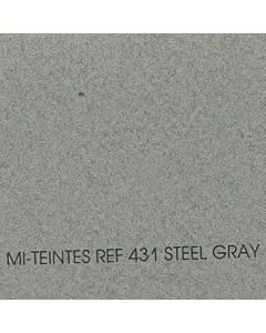 "Canson Mi-Teintes Sheet 8.5x11"" - Steel Gray #431"