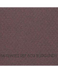 """Canson Mi-Teintes Sheet 8.5x11"""" - Burgandy #503"""