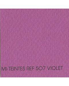 "Canson Mi-Teintes Sheet 8.5x11"" - Violet #507"