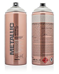 Montana Effect Spray Paint - Titanium Metallic
