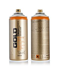 Montana GOLD Cans 400ml - CAP CLEANER