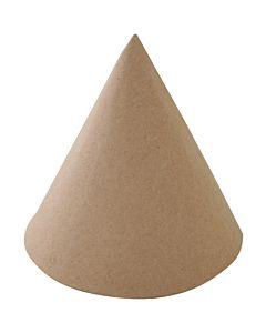 """Paper Mache Cone Blok 5"""""""