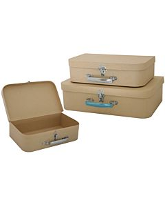 Paper Mache Suitcase Se3 xxl