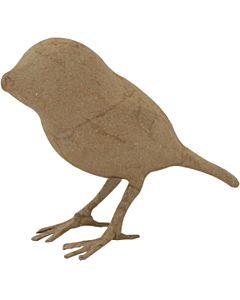 """Paper Mache Bird #1 5x3.5"""""""