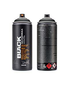 Montana BLACK Cans 400ml - Black - Matte