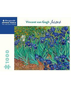 Van Gogh: Irises 1000 Piece Jigsaw Puzzle