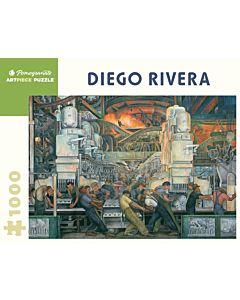 Diego Rivera: Detroit Industry 1000 Piece Jigsaw Puzzle