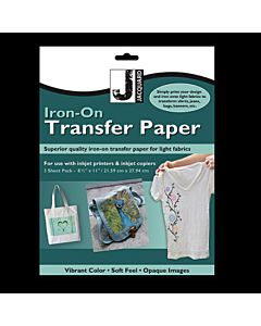 Transfer Paper For Light Fabric