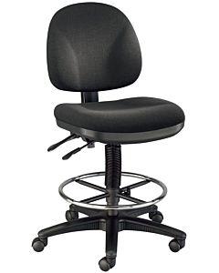 Alvin Prestige Drafting Chair - Black