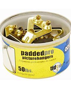 Ooks Tidy Tin 50lb Hangers Padded