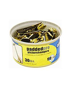 Ooks Tidy Tin 30lb Hanger Padded 15 Pack