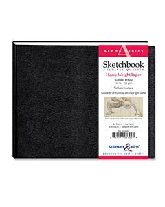 Stillman & Birn Alpha Series Sketchbook - Hard Bound - 9x6