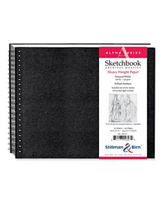 Stillman & Birn Alpha Series Sketchbook - Wire Bound - 10x7