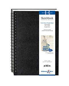 Stillman & Birn Alpha Series Sketchbook - Wire Bound - 9x12