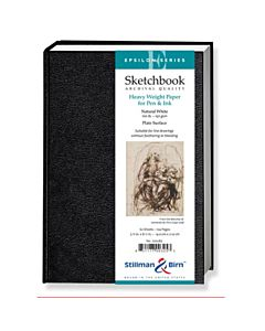 Stillman & Birn Epsilon Series Sketchbook - Hard Bound - 8.25x11.75