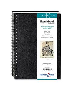 Stillman & Birn Epsilon Series Sketchbook - Wire Bound - 7x10