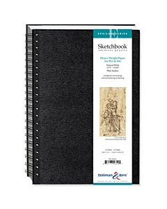 Stillman & Birn Epsilon Series Sketchbook - Wire Bound - 9x12
