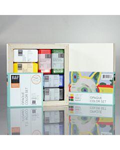 R&F Encaustics Set Opaque Colors
