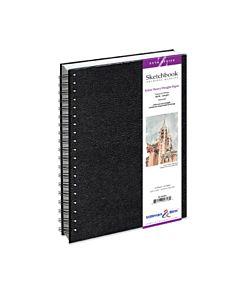 Stillman & Birn Zeta Series Sketchbook - Wire Bound - 9x12